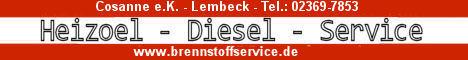 Brennstoffservice Josef Cosanne Lembeck