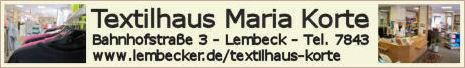 Korte, Maria - Textilhaus