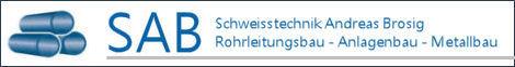 Brosig, Andreas - SAB Schweisstechnik