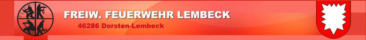 Freiw. Feuerwehr Lembeck