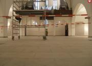 Kirchenumbau 2005