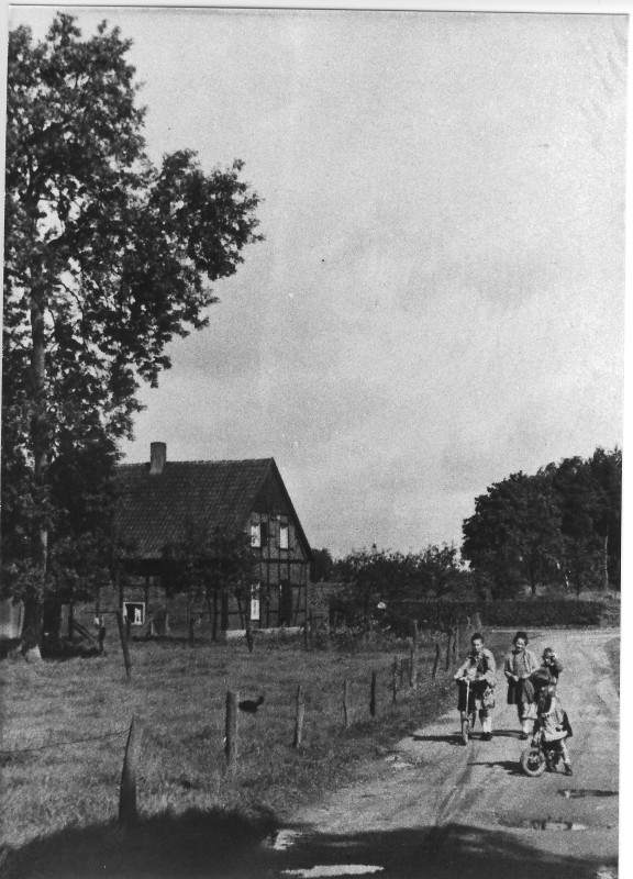 Altes Nondorf Haus (heute Alfes)