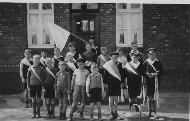 Kinderschützenfest 1938