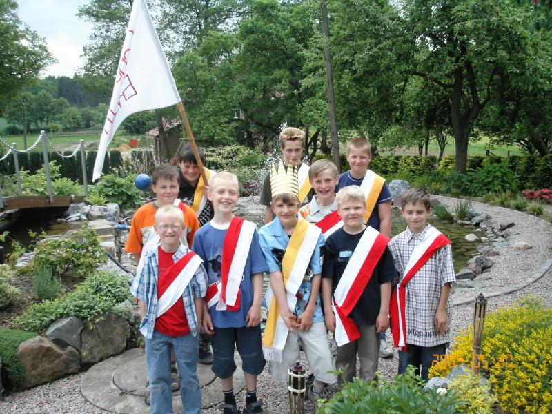 Kinderschützenfest 2004