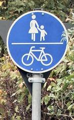 fussradweg