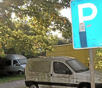 schrottparkplatz