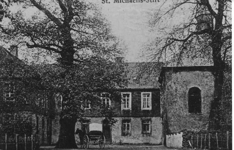 Michaelisstift 1930, Kutsche von Dr. Löpping