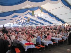 Foto © : Archiv-Foto Lembecker.de - Frank Langenhorst (Oktoberfest beim Feuerwehrjubiläum im April 2011)