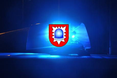 Linienbus, Transporter und drei Autos in Lembeck kollidiert