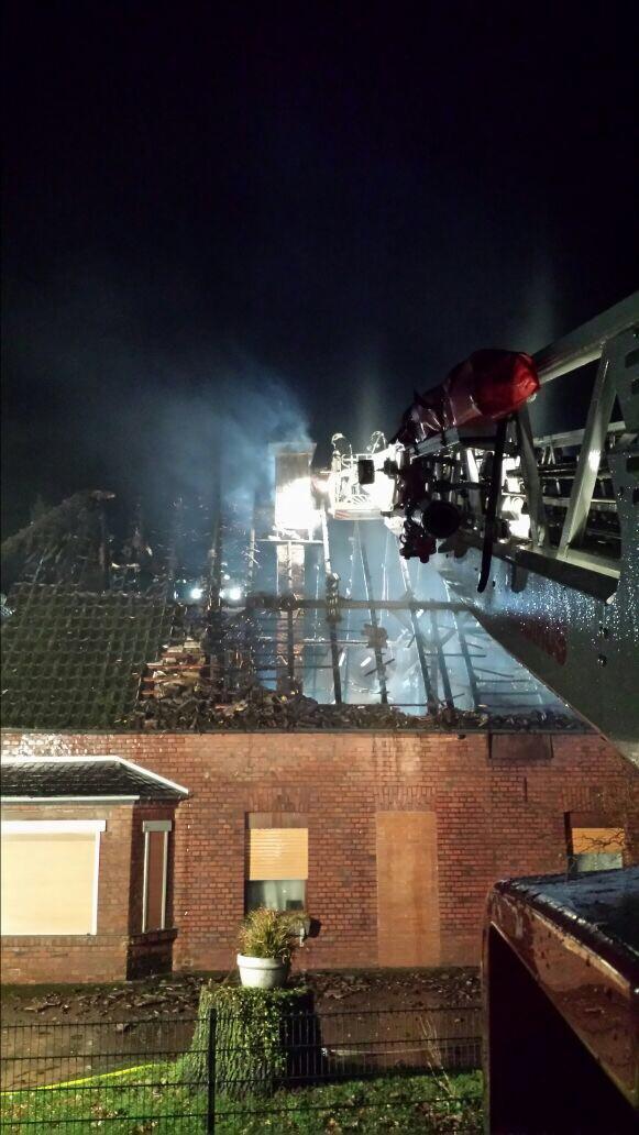 Foto: Feuerwehr Lembeck / A. Oendorf