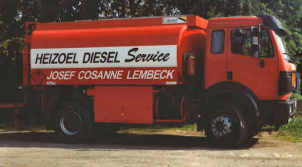 Brennstoffe Cosanne e.K.