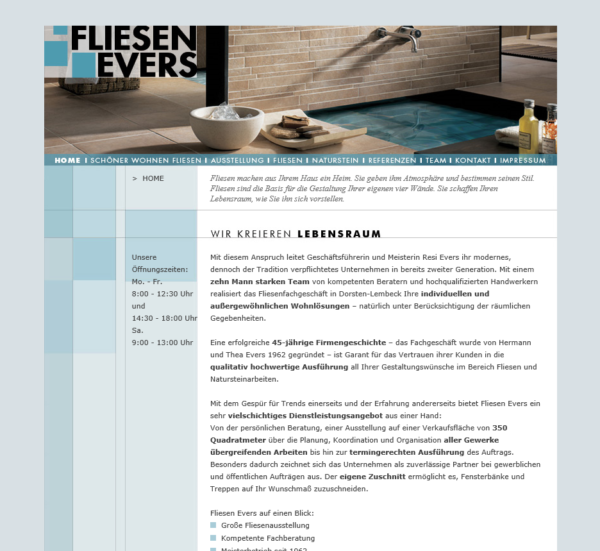 Fliesen Evers GmbH
