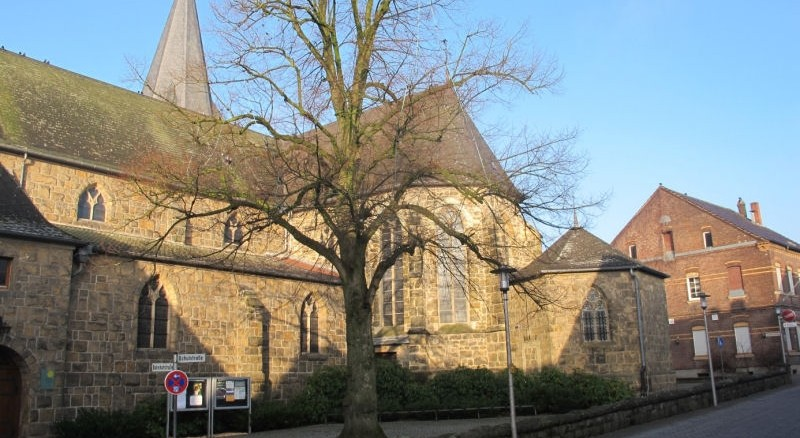 Foto: Kath. Kirchengemeinde St. Laurentius Lembeck