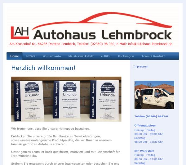 Autohaus Lehmbrock