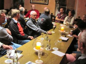 """30 Lembecker kamen zu """"Otto"""" um einen Festausschuss ins Leben zu rufen. (Foto: Lembecker.de - Frank Langenhorst)"""