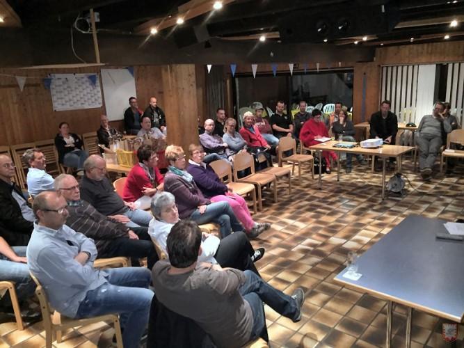 Foto vom 9. Porteabend beim SV Lembeck - Foto: Lembecker.de - Frank Langenhorst