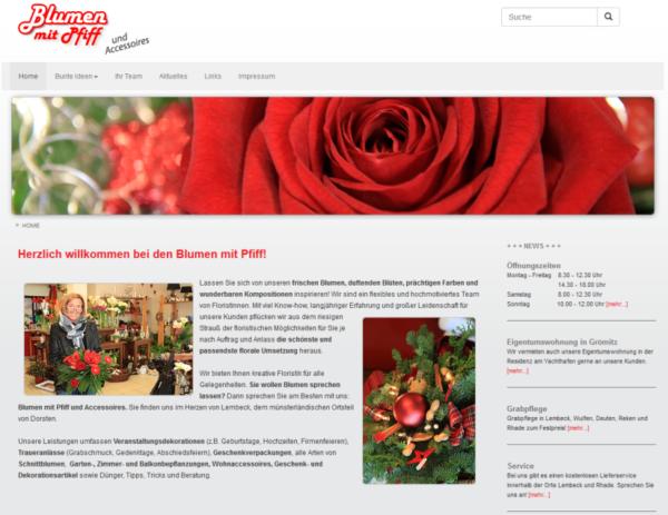 Blumen mit Pfiff & Accessoires