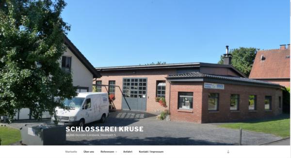 Schlosserei & Metallbau Kruse