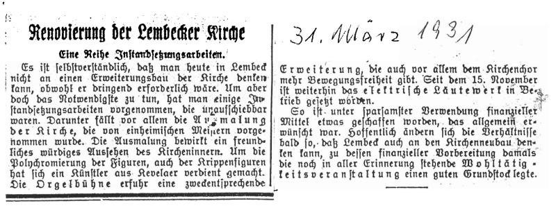 Renovierung_der_Lembecker_Kirche_31.03.1931