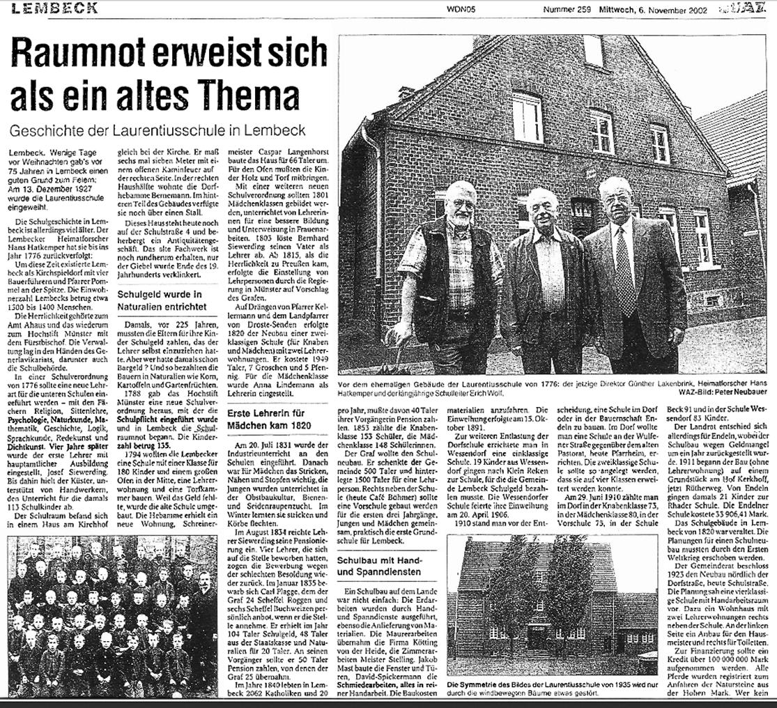 WAZ_Laurentiusschule_06.11.2002_01