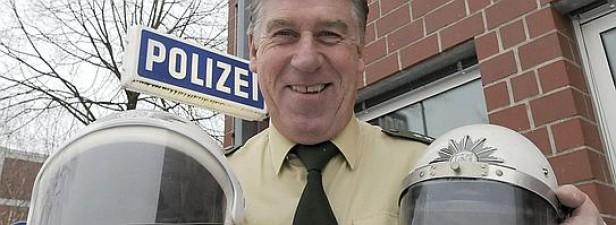 Hermann Fockenberg, Bezirksbeamter für Lembeck und Rhade, geht in Ruhestand. Foto: Ralph Heeger