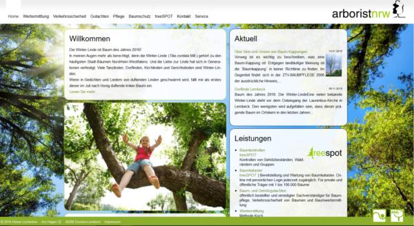 Löchteken, Heiner – Arborist NRW