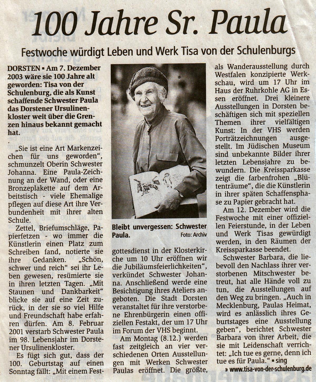 20031207_100Jahre_Schwester_Paula_Tisa-von_der_Schulenburg