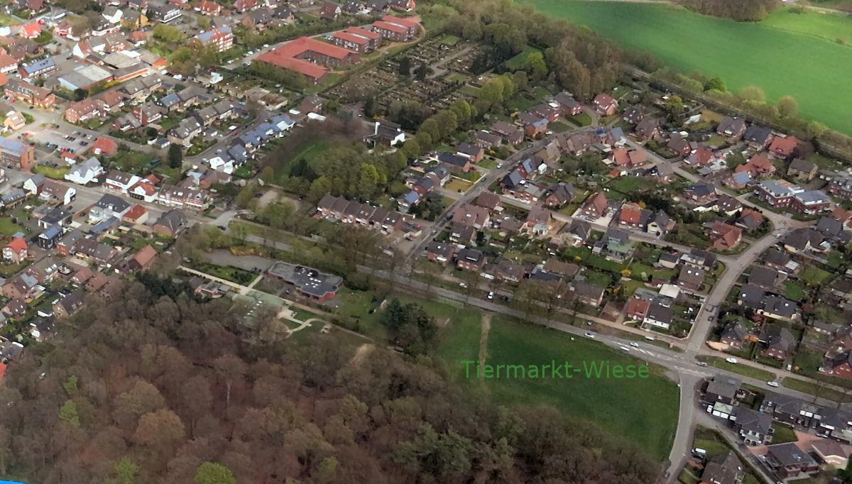 Luftbild April 2016 - Friedrich Cosanne