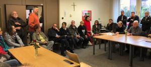 19. Porte-Abend @ Laurentiusschule / Lehrerzimmer | Dorsten | Nordrhein-Westfalen | Deutschland