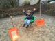 """Johann Breuer freut sich schon mal über die """"Spinbowl"""", die durch die """"Fanta"""" Initiative  gespondert wurde. Foto: Ursula Küsters"""