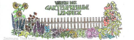 Saisonabschlussfeier der Gartenfreunde @ Haus Nordendorf | Dorsten | Nordrhein-Westfalen | Deutschland