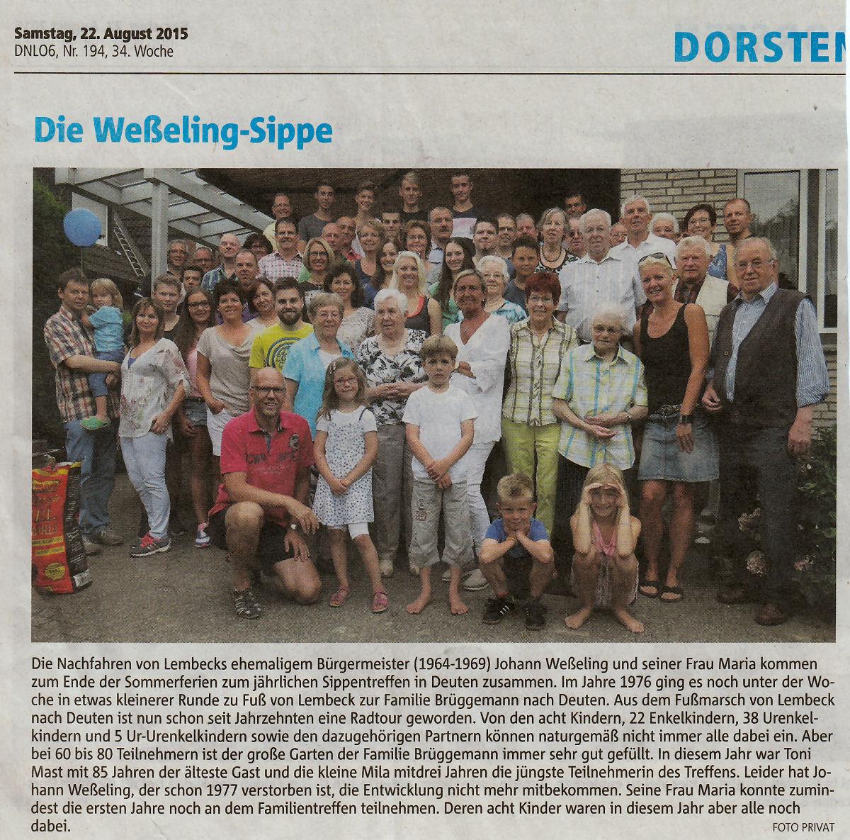 Die_Wesseling-Sippe_DZ_20150822