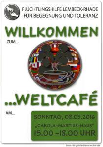 Weltcafé @ Carola-Martius-Haus | Dorsten | Nordrhein-Westfalen | Deutschland