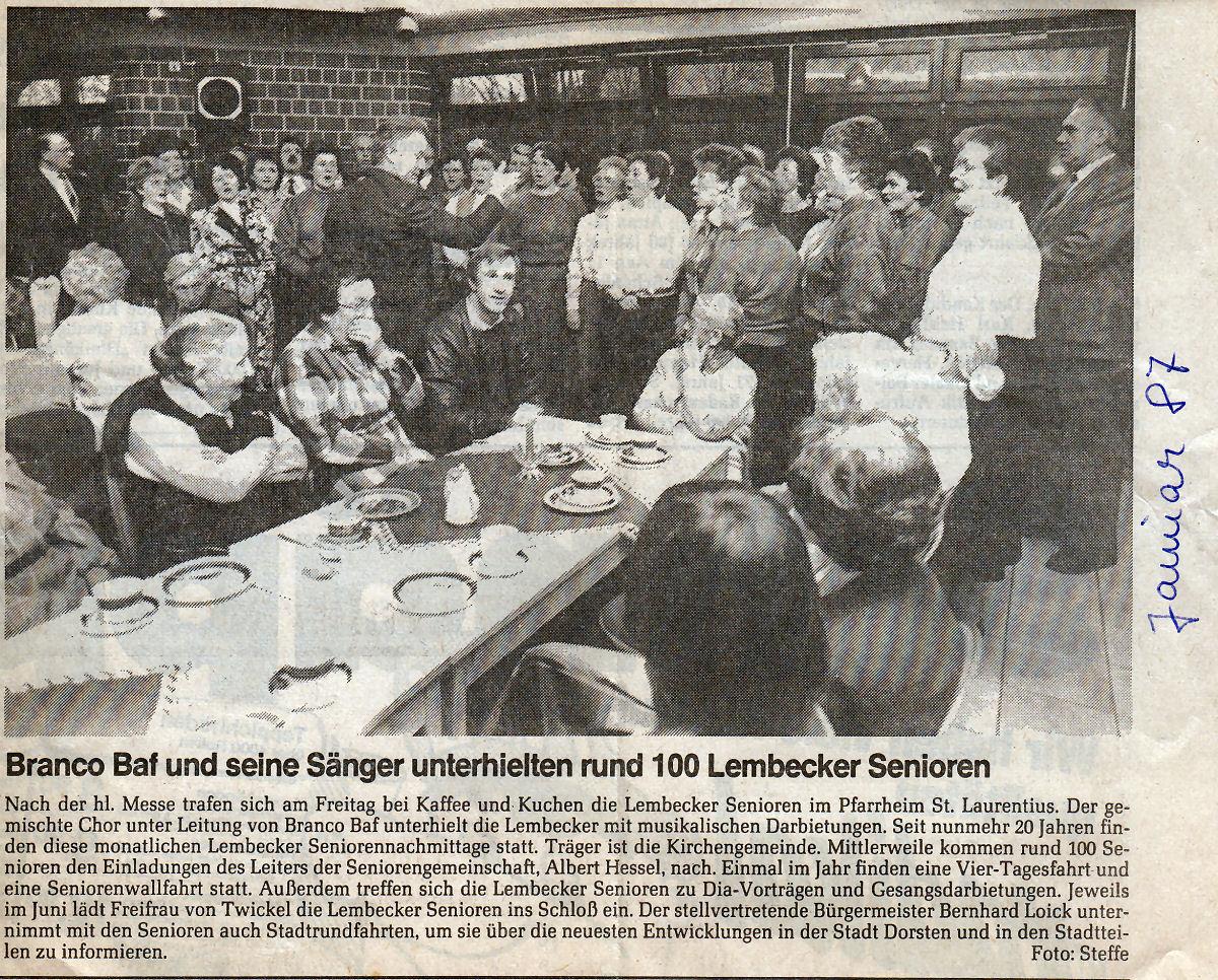 Dorstener Zeitung 01/1987