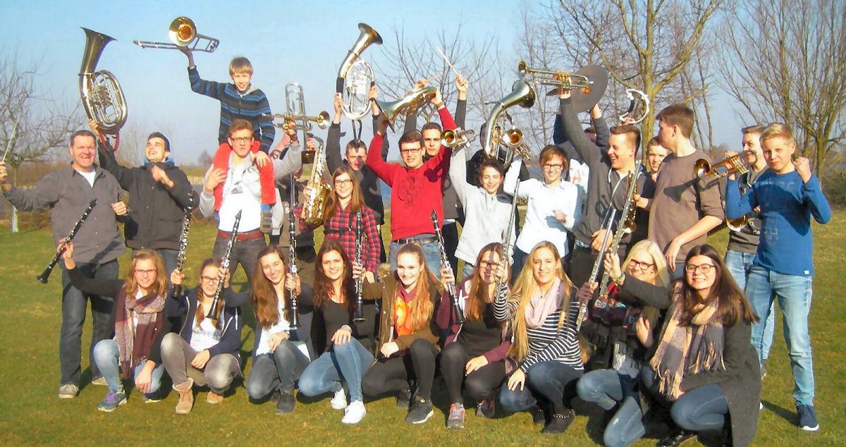 Jugendorchester Blaskapelle Reken