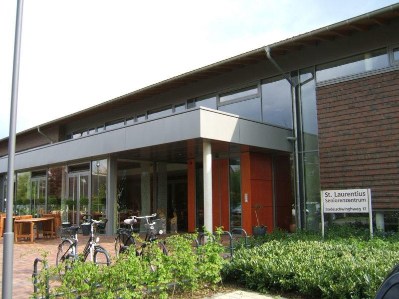 Vortrag über Patientenverfügung und Vorsorgevollmacht @ Dorfcafe | Dorsten | Nordrhein-Westfalen | Deutschland