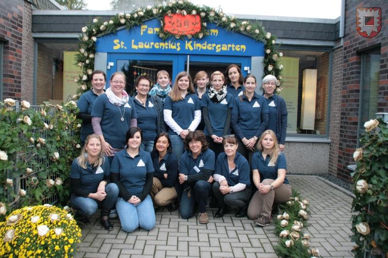 Familienzentrum St. Laurentius Kindergarten