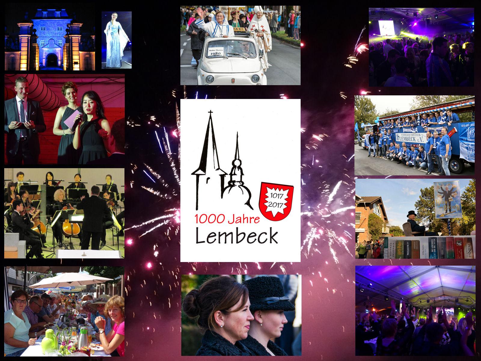 1000 Jahre Lembeck - 2017 - Das Jubiläumsjahr