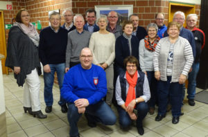 Mitgliederversammlung des Heimatvereins @ Pfarrheim Lembeck