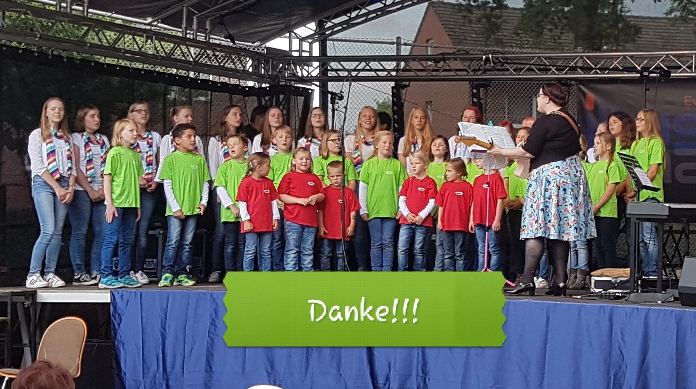 Kinderchor Jugendchor Lembeck
