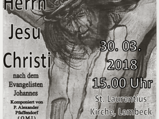 Liturgie MGV Lembeck Rhade