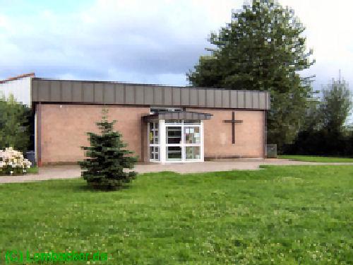 Evangelisch, Ev. Gemeindehaus am Schluerweg