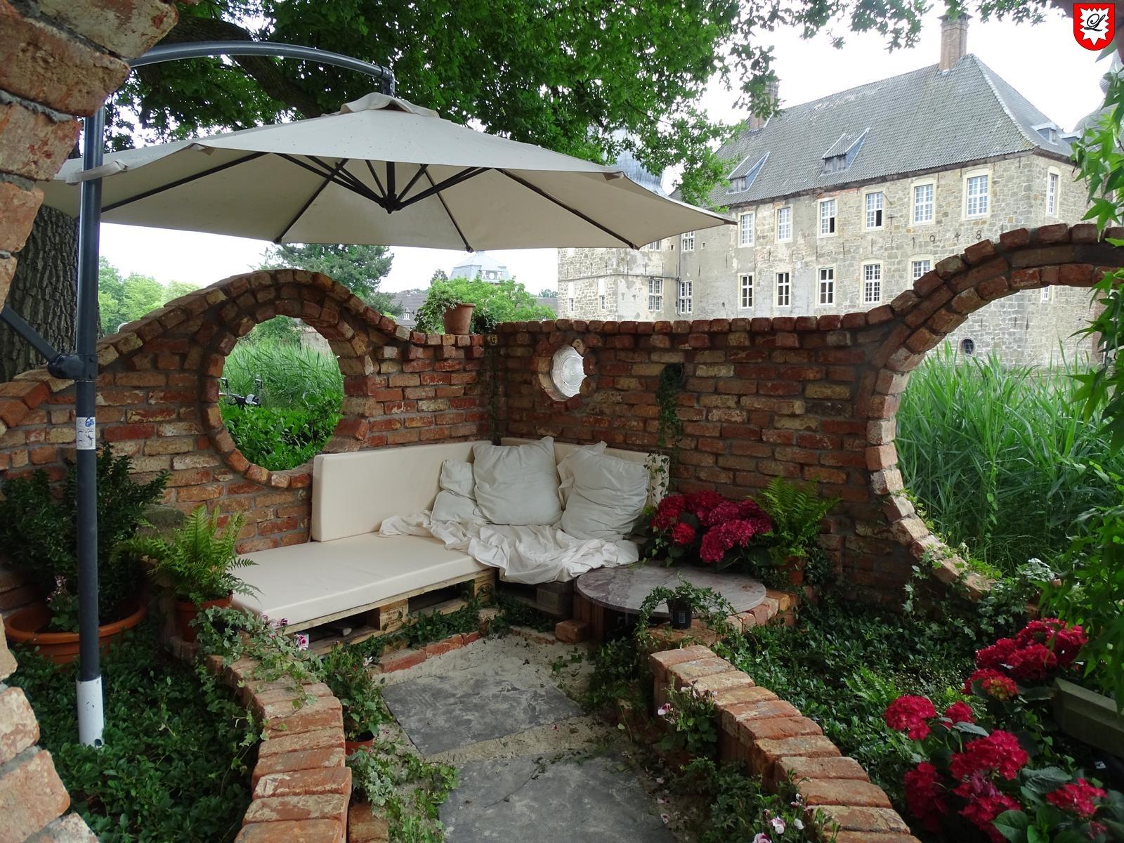 Landpartie, Schloss Lembeck