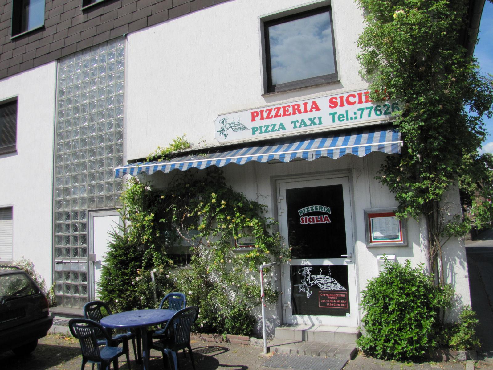 Altes Brauhaus Lembeck, Pizzeria Sicilia