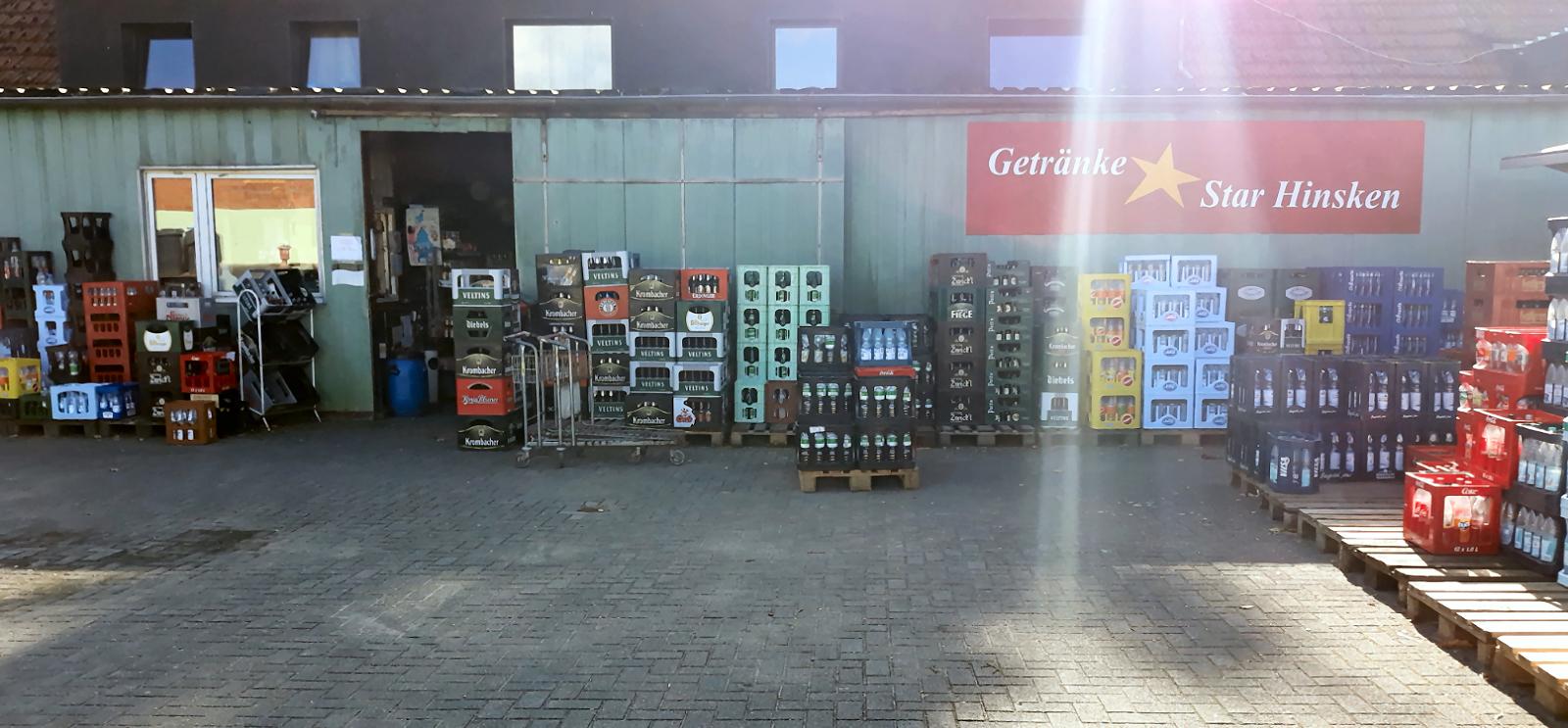Getränkehandel Hinsken