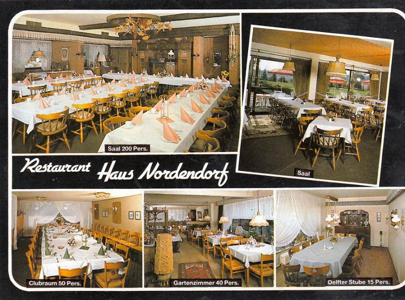 Haus Nordendorf, Wessendorf, Zu den alten Buchen, Kleines Fachwerk, Lembeck