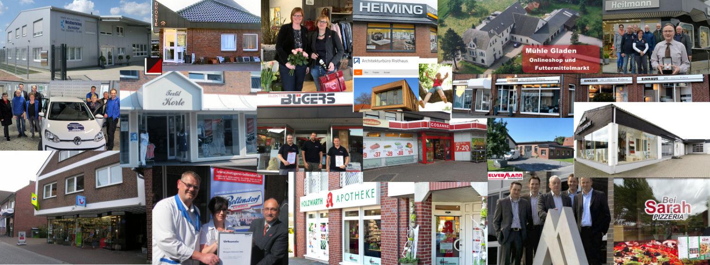 Branchenverzeichnis, Lembeck, Lembecker Firmen