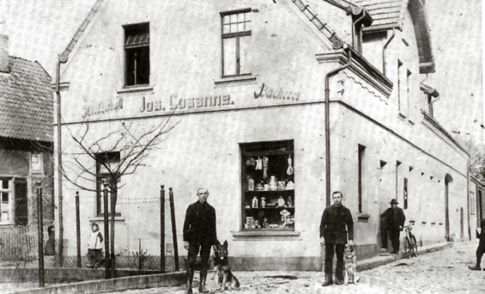 Cosanne, Bölling, Wirtschaft, Gaststätte, Bäckerei