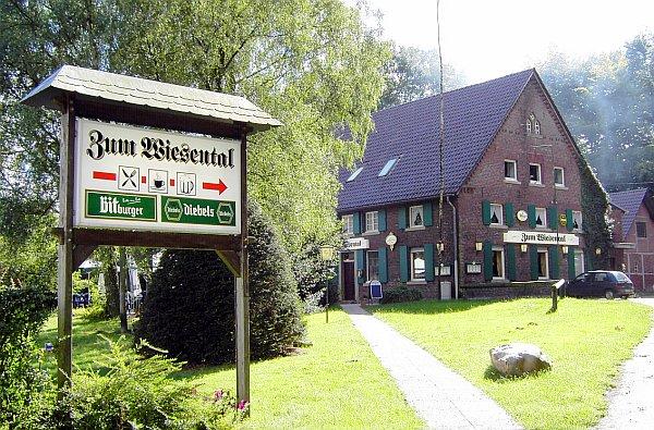 Gaststätte Zum Wiesental in Lembeck