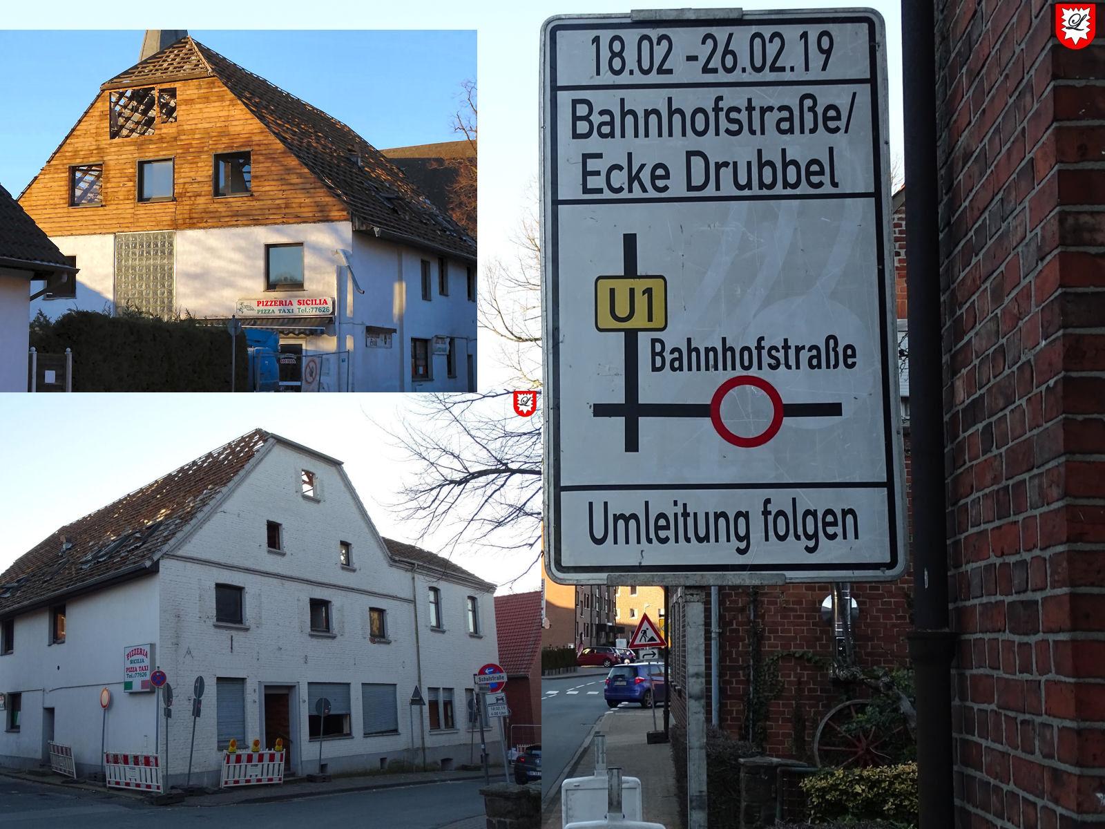 Brauhaus-Abriss